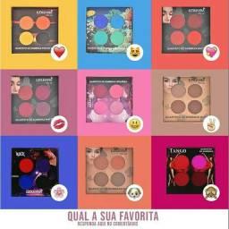 Paletas De Sombras - Ludurana