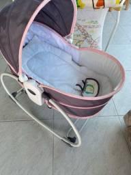 Cadeira, Balanço e moises Bebê