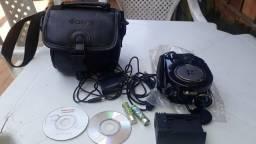 Vendo câmera filmadora sony 400 reais