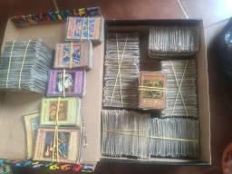 Mais de 8 mil cards