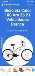 Bicicleta Caloi Feminina aro 26 (Leia anuncio)