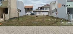 Terreno à venda, 253 m² por R$ 225.000,00 - Itacolomi - Balneário Piçarras/SC