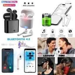 Exclusivo lançamento esportivo Xiaome headset Sem Fio I7s Tws iPhone