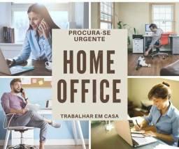 Vaga Home office chamar no Whatsapp