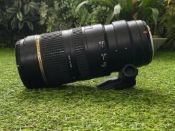 Tamron 70-200 f2.8 com IS p/ Canon
