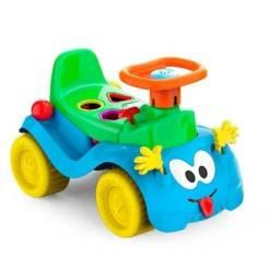 Totokinha Bolinha Carrinho Azul - Cardoso Toys