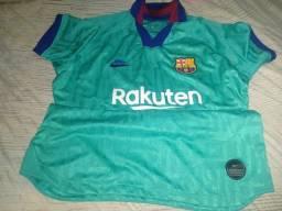 Título do anúncio: Camisa Barcelona novo