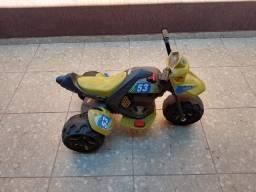 Moto Elétrica (Infantil)