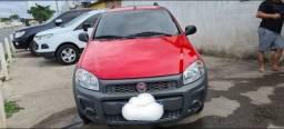 Título do anúncio: Fiat Strada CS Hard Working completa - 2018