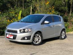 GM - CHEVROLET SONIC HB LTZ 1.6 16V FlexPower 5p Aut.