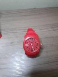 Relógio TNG Vermelho Original