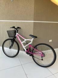 Vendo bicicleta bike mormaii mtb aro 26