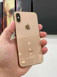iPhone XS 256gb gold lindo