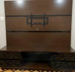 Rack e painel para TV Sala