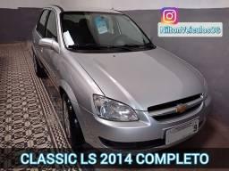 Título do anúncio: CLASSIC LS 2014 COMPLETO - 84 MIL KM