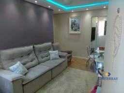 Apartamento com 3 dormitórios à venda, 54m² por R$ 170.000 - São Gabriel - Colombo/PR