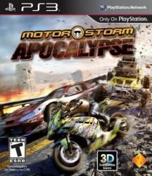 Motorstorm apocalypse - ps3 comprar usado  Campinas