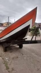Barco de fibra - 2018