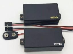 Kit Emg 81/85 China novo com bateria sovendha