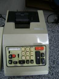 Calculadora Antiga Olivetti Anos 60/70