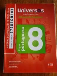 Livro de Língua Portuguesa 8º ano - Do Professor