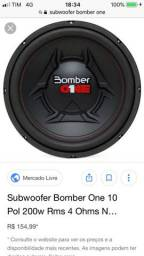 Subwoofer one 10?? 200 rms