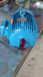Motor de 10 CV de baixa top
