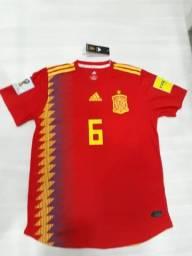 Camisa Espanha