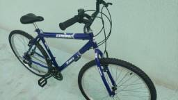 Bicicleta aro 26 com marcha Nova