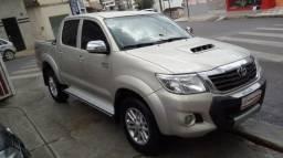 Toyota Hilux 2013 CD SRV 3.0 Diesel Automático, Top demais!!! - 2013