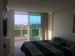 Apartamento c/linda vista Mar (pé na areia), fino acabamento, prédio c/total infraestrura