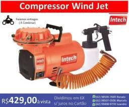 Compressor Wind Jet
