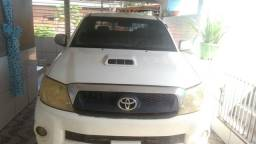 Vende se ou troca por carro de menor valor hilux - 2007