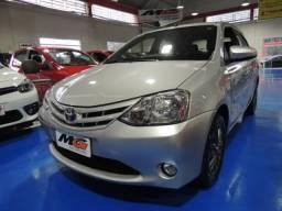 Toyota Etios XS 1.5 Flex 2015 Rara Conservação - 2015