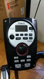 Bateria Eletrônica Roland TD11KV