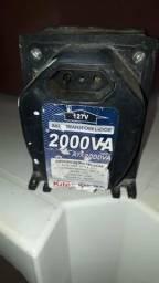 Transformador de 110 v para 220v