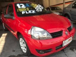 Renault clio authentic - 2012