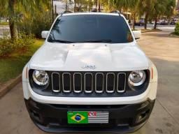 Jeep Renegade Top Com Teto Solar Impecável - 2016