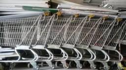 Carrinho rancho supermercado