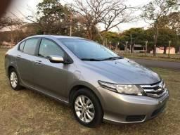 Honda City LX 1.5 Automático Flex - 2013