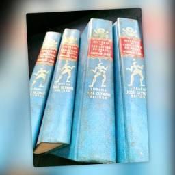 Livros: História da Caricatura no Brasil - 4 Volumes