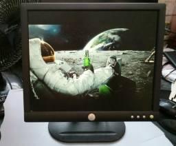 Monitor LCD Dell 17 Polegadas-Ótimo Estado-Entrego
