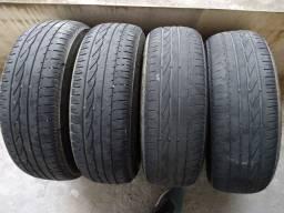 Pneus Bridgestone usados