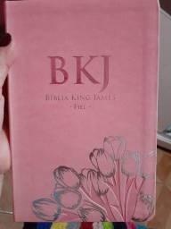 Blblia rosa king james
