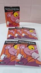 Coleção Dvds Pantera cor de Rosa