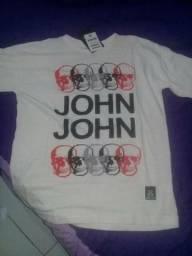 Camisa johnjohn original nova