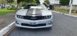 Chevrolet camaro ss v8 aut teto e farol ded 2011 11 36 mil km original - 2011