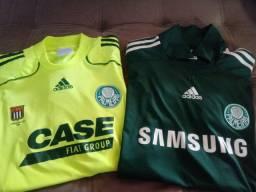 Camisetas do Palmeiras original