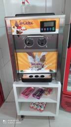 Máquina sorvete expresso sorvetec