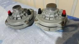 2 Cornetas selênium D250X Original.